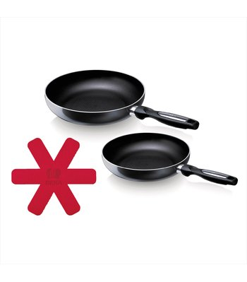 Pro Induc non-stick frying pan set