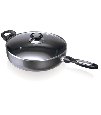 Pro Induc non-stick skillet + helper handle