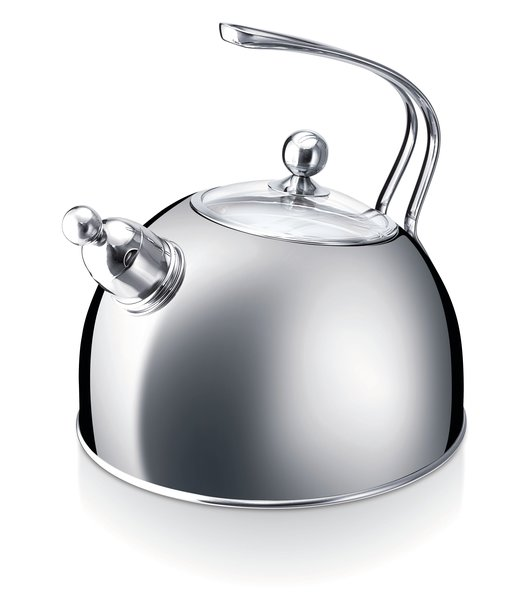 Melbourne whistling kettle 2,5 l